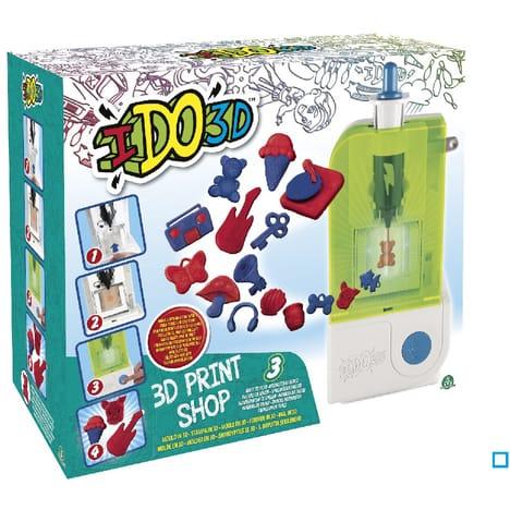 Jeu créatif Giochi Preziosi IDO3D - 3D Print Shop
