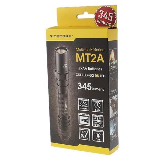 Lampe Torche LED Nitecore MT2A