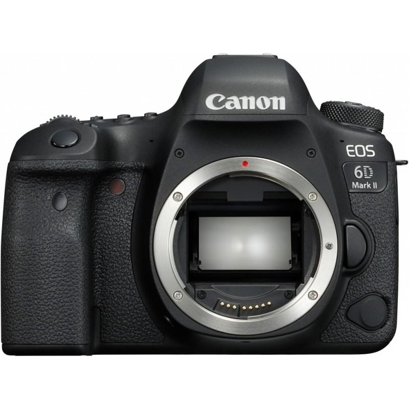 Sélection de Produits en Promotion - Ex: Appareil Photo Reflex Canon EOS 6D Mark II Boîtier Nu (Via ODR 200€ - Lyon.images-photo.com)