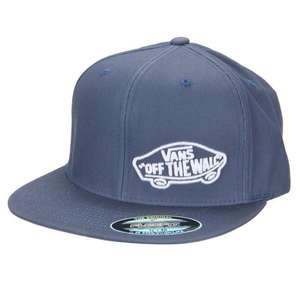 Casquette Vans Style Washed Out - Bleu