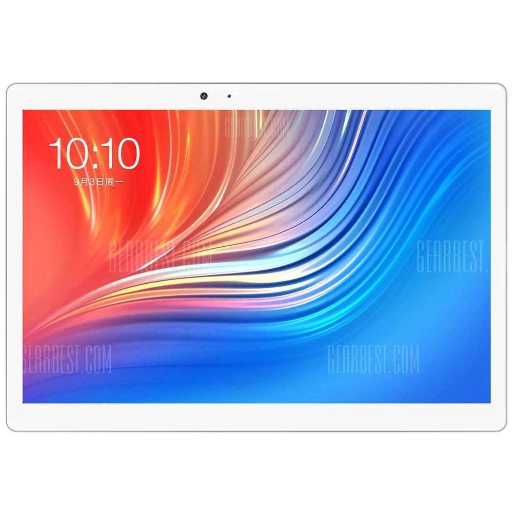 "Tablette 10.1"" Teclast T20 - 2560 x 1600, MT6797X, 4 Go RAM, 64 Go ROM, 4G"