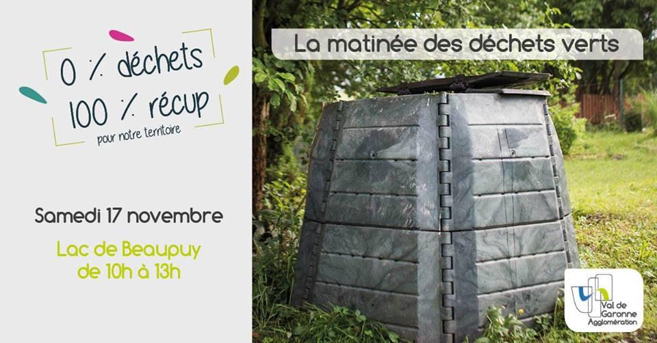 [De 10h à 13h] Distribution gratuite de composteurs - Beaupuy (47)