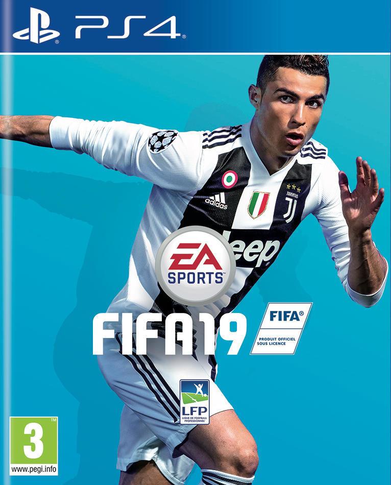 FIFA 19 sur PS4 et Xbox One + Calendrier de l'Avent Maxi Toys (Nouveaux Clients : 37,98€ avec le code WELKOM2658)