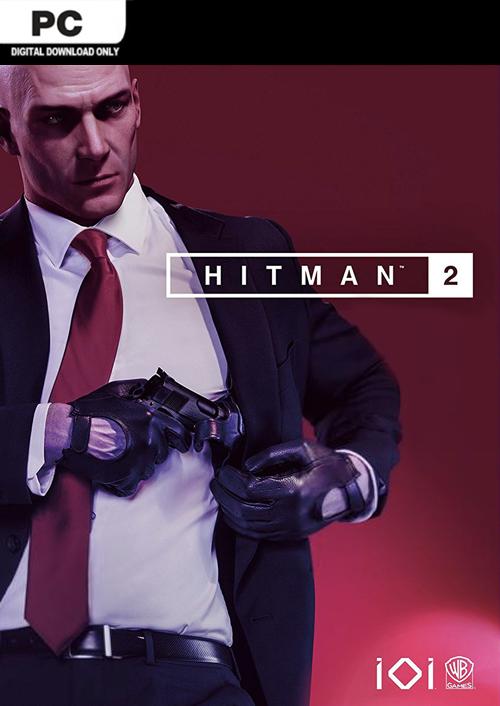 Hitman 2 + DLC Sniper Assassin Mode sur PC (dématérialisé)