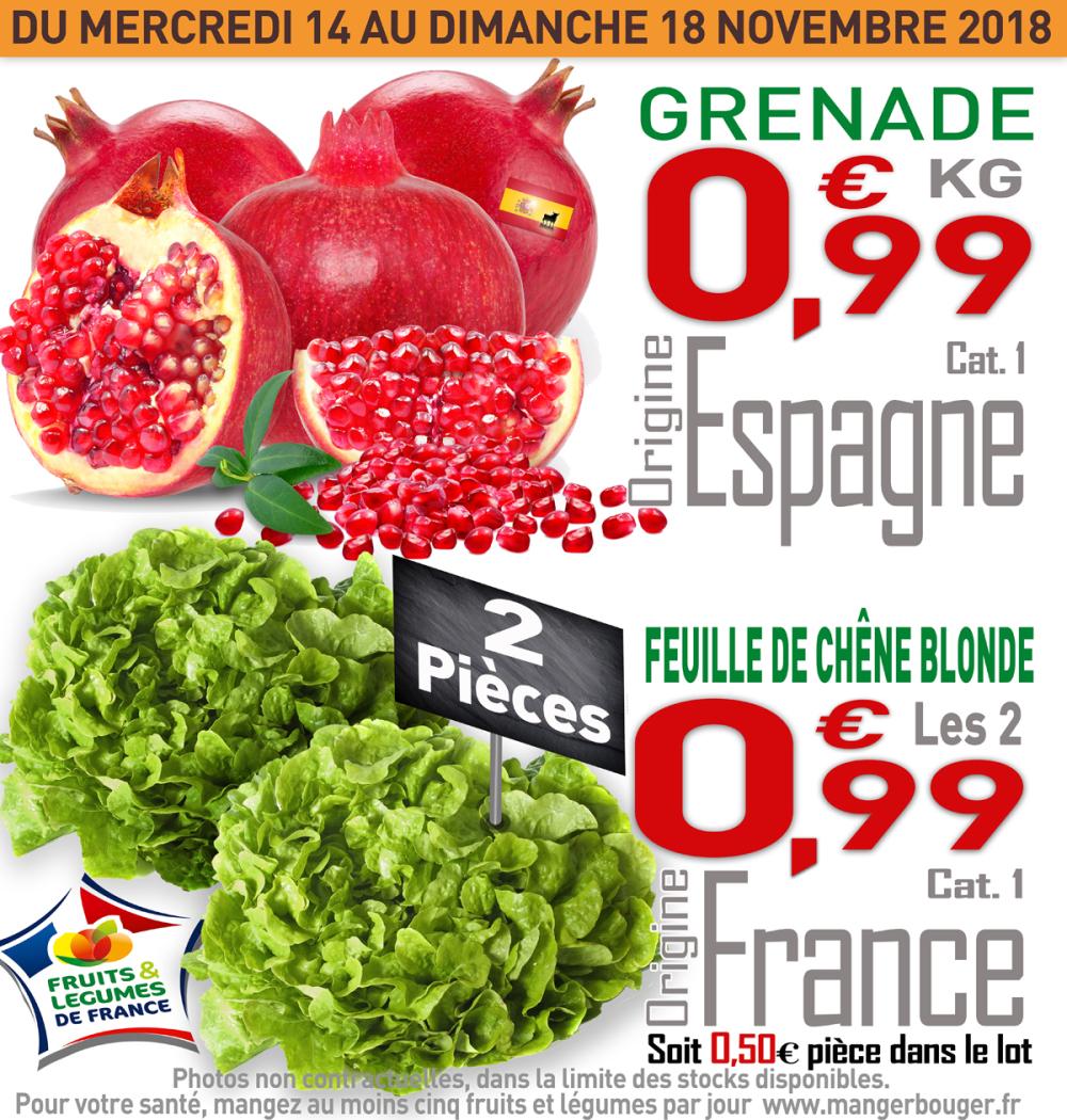 Grenade Catégorie 1 (Origine Espagne) - 1Kg