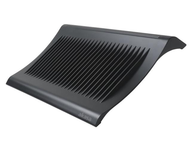 Système de refroidissement Akasa pour ordinateur portable 15,4'' noir