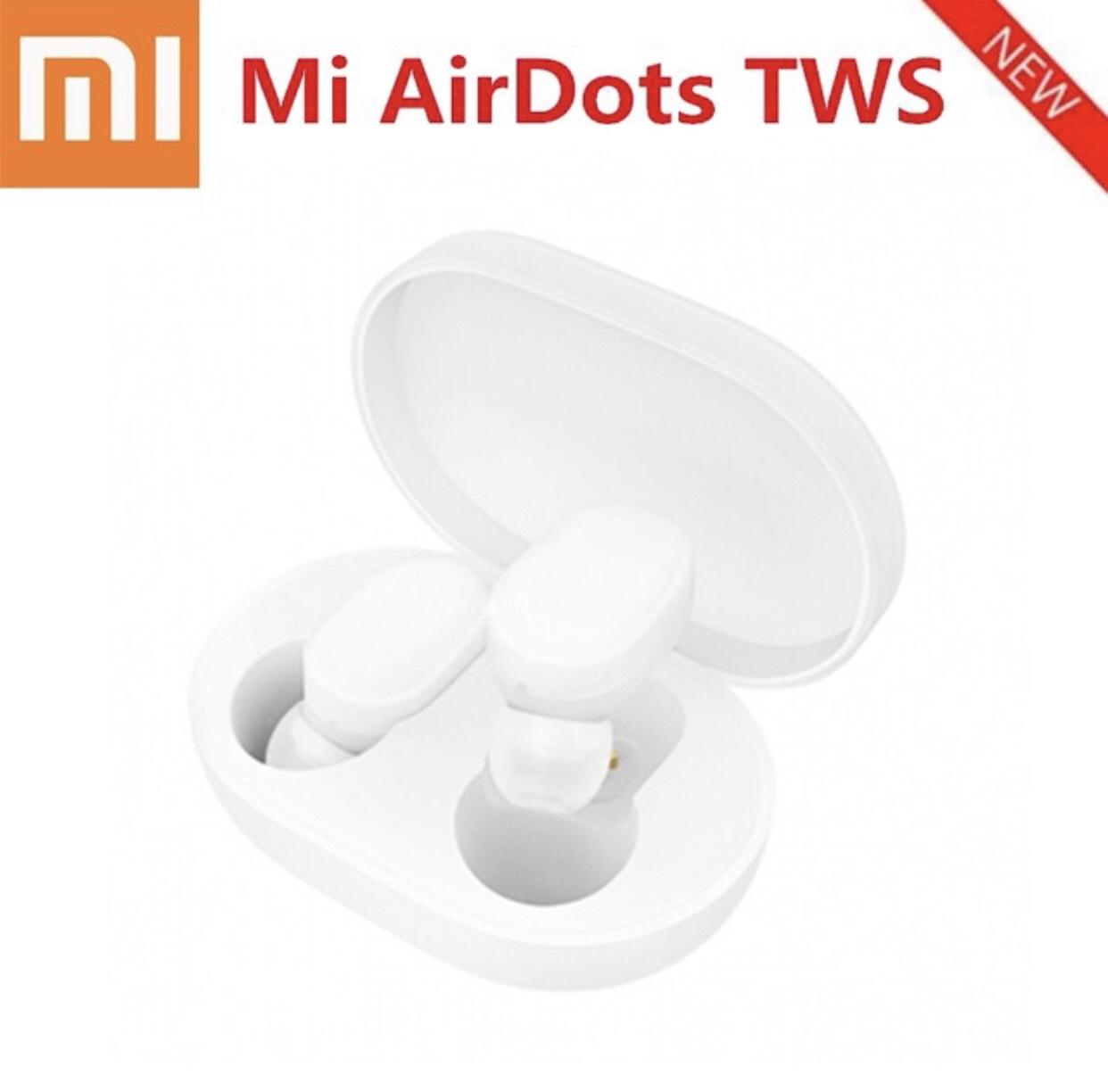 Écouteurs sans-fil Xiaomi AirDots TWS Youth Edition - Bluetooth 5.0, Blanc