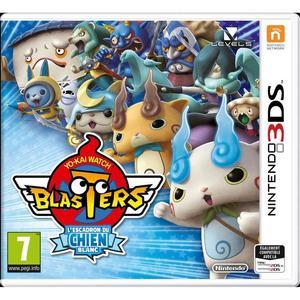 Yo-Kai Watch Blasters : L'escadron du chien blanc sur Nintendo 3DS