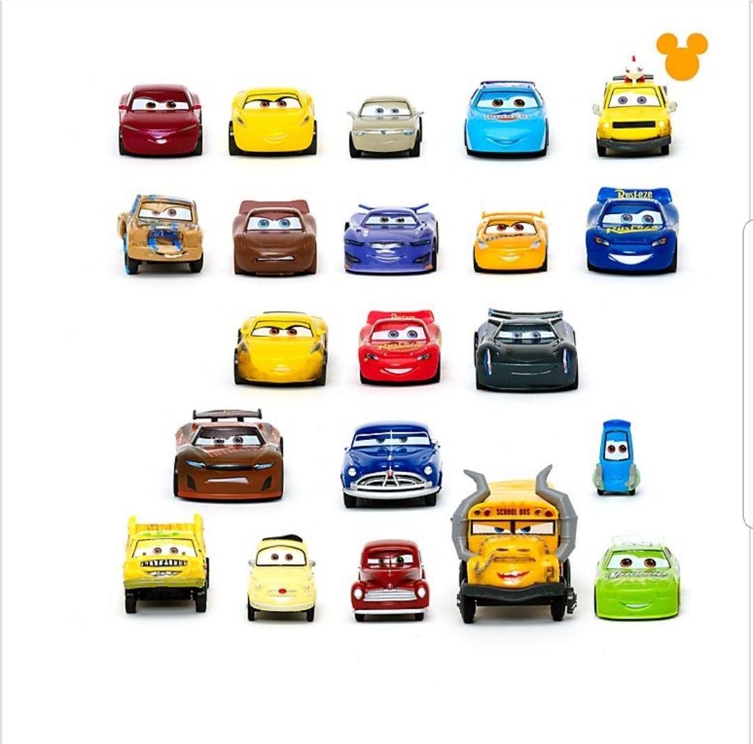 Méga Coffret Disney Pixar Cars 3 - 20 Figurines