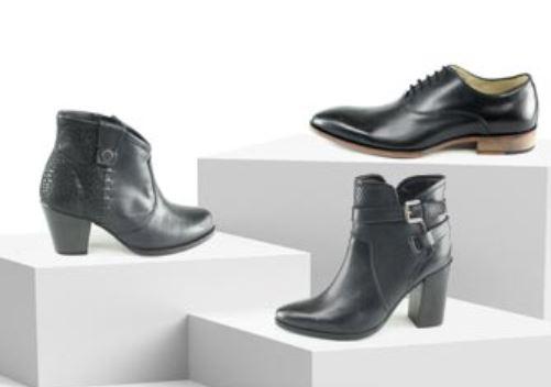 Jusqu'à 68% de réduction sur une sélection de chaussures Manoukian et Cesare Conti
