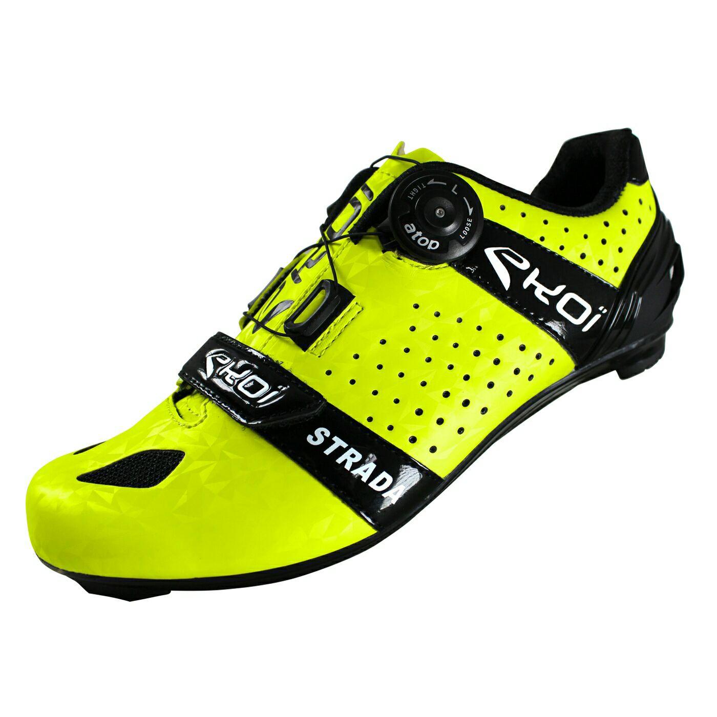 Chaussures pour vélo de route Ekoi Strada Cristal