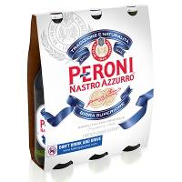 3 packs de bières Peroni 3x33 cl (Shopmium + Coupon Network + C-Wallet) + gain 1,21 euros