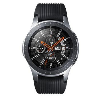 Montre connectée Samsung Galaxy Watch 46 mm (via ODR 50€) + 30€ sur carte fnac