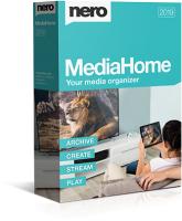 Logiciel Nero MediaHome 2019 Gratuit sur PC (Dématérialisé)