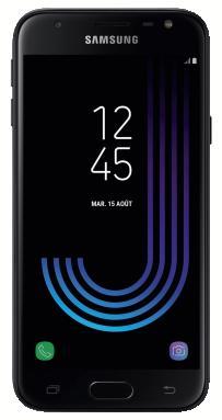 """Smartphone 5"""" Samsung Galaxy J3 (2017) - Exynos 7570, 2 Go de RAM, 16 Go (MaisonDepot.fr)"""