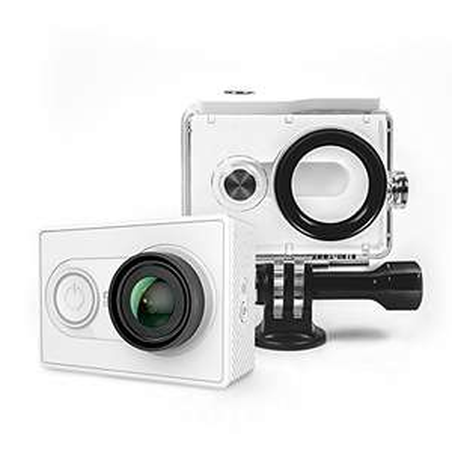 Caméra sport YI 1080p Full HD Wifi (Grand Angle 155°) + boitier étanche (vendeur tiers)