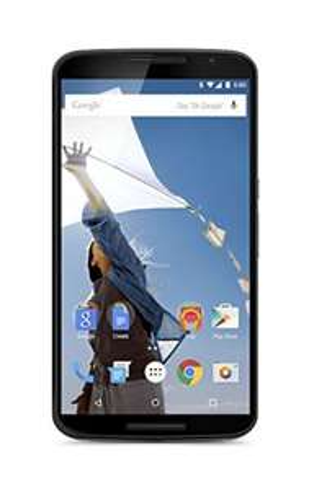 """Smartphone 6"""" Motorola Nexus 6 32 Go - Bleu ou blanc"""
