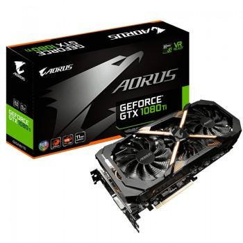 Carte graphique Gigabyte Aorus GeForce GTX 1080 Ti - 11 Go