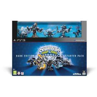 Sélection de produits skylanders - Ex: Pack de démarrage Skylanders Swap Force Dark Edition sur PS3