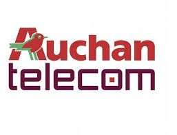 Tarif Mensuel Forfait Mobile Auchan Télécom à vie (Sans Engagement) - Appels / SMS / MMS illimités + 40 Go de Data