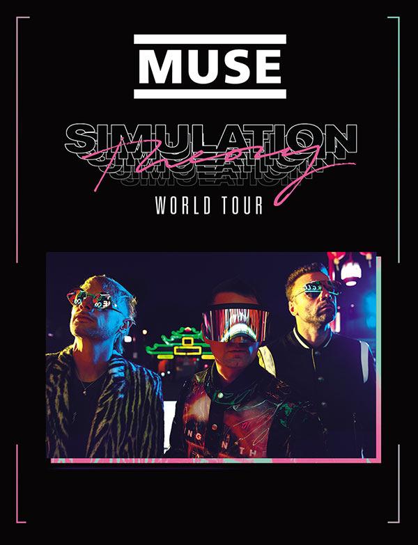 [Prévente] Billet pour le concert de Muse au Stade de France le 6 juillet 2019