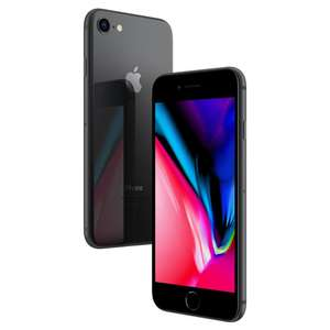 """Smartphone 4.7"""" Apple iPhone 8 - 64 Go + Apple Airpod (Frontaliers Suisse)"""