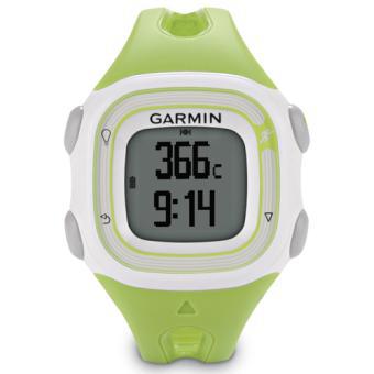 Montre GPS Garmin forerunner 10 Verte