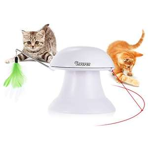 Jouet interactif pour chat Dadypet (vendeur tiers)