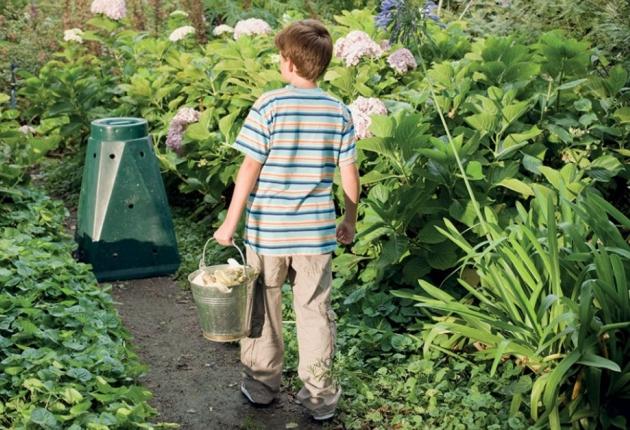 Distribution gratuite de Composteurs (sur réservation) et formation au compostage - Cergy-Pontoise (95)