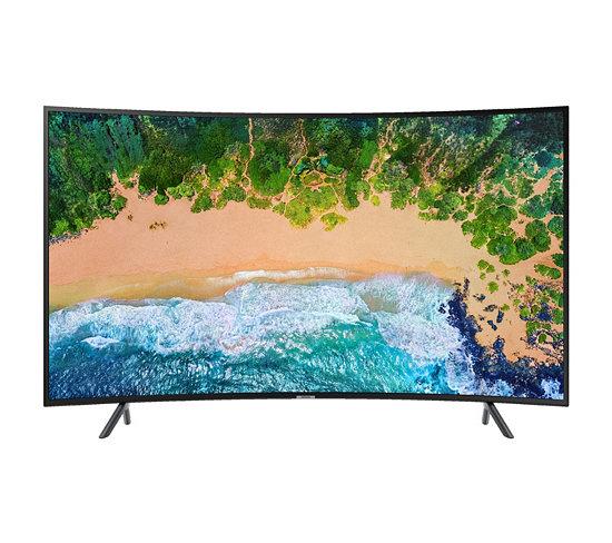 "TV incurvée 55"" Samsung UE55NU7375 - 4K UHD, LED"