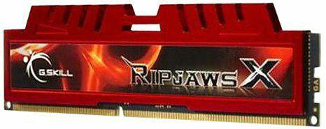 [Prime De] Kit Mémoire G Skill Ripjaws X DDR3 - 8Go, 1600mhz, CL10