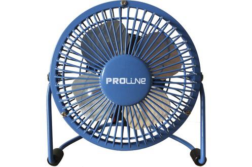 Ventilateur Proline MVS10AB Bleu ou Rouge