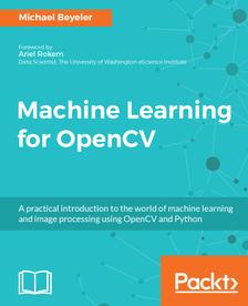 """eBook """"Machine Learning for OpenCV"""" gratuit (Dématérialisé - Anglais)"""