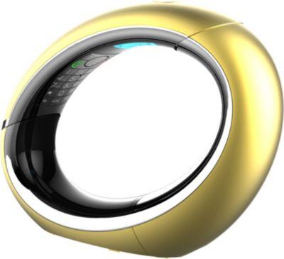 Téléphone AEG Eclipse 10 Gold, Purple ou Bali
