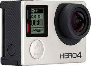Caméra sportive GoPro Hero 4 Silver Adventure édition en magasin