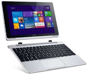 """Pc convertible 10.1"""" Acer Switch 10 Full HD 64 Go"""