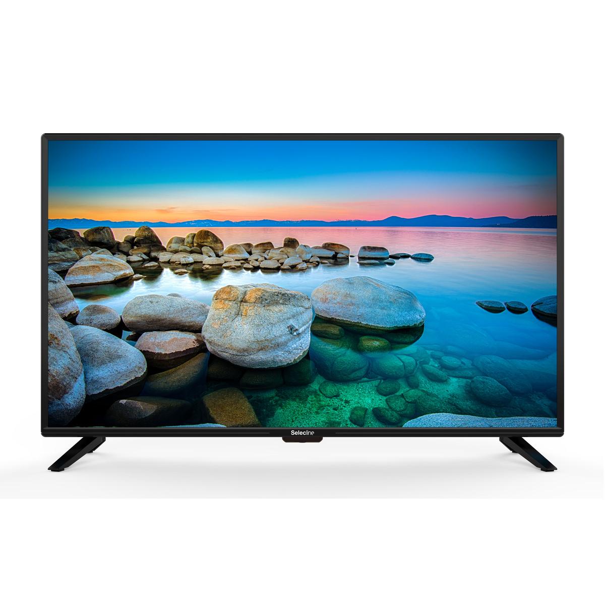 """TV 43"""" Selecline 43S1810 - Full HD, 3 x HDMI - USB"""