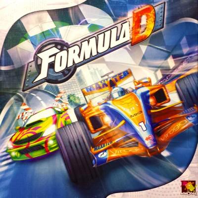 Jeu de société Formule dé