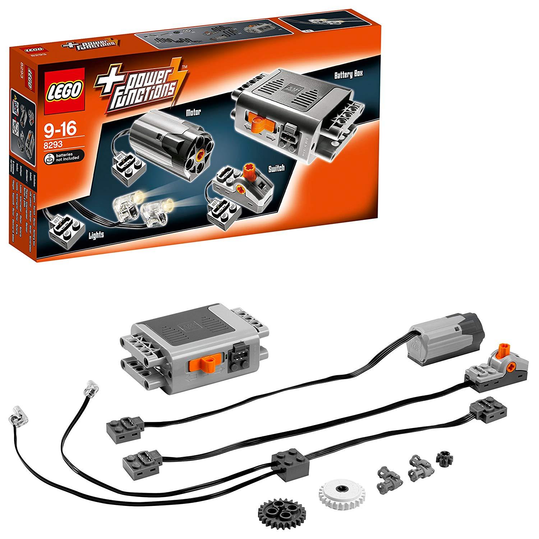 Jouet Lego Technic Ensemble Power Fonction 8293 (23.65€ pour Prime)