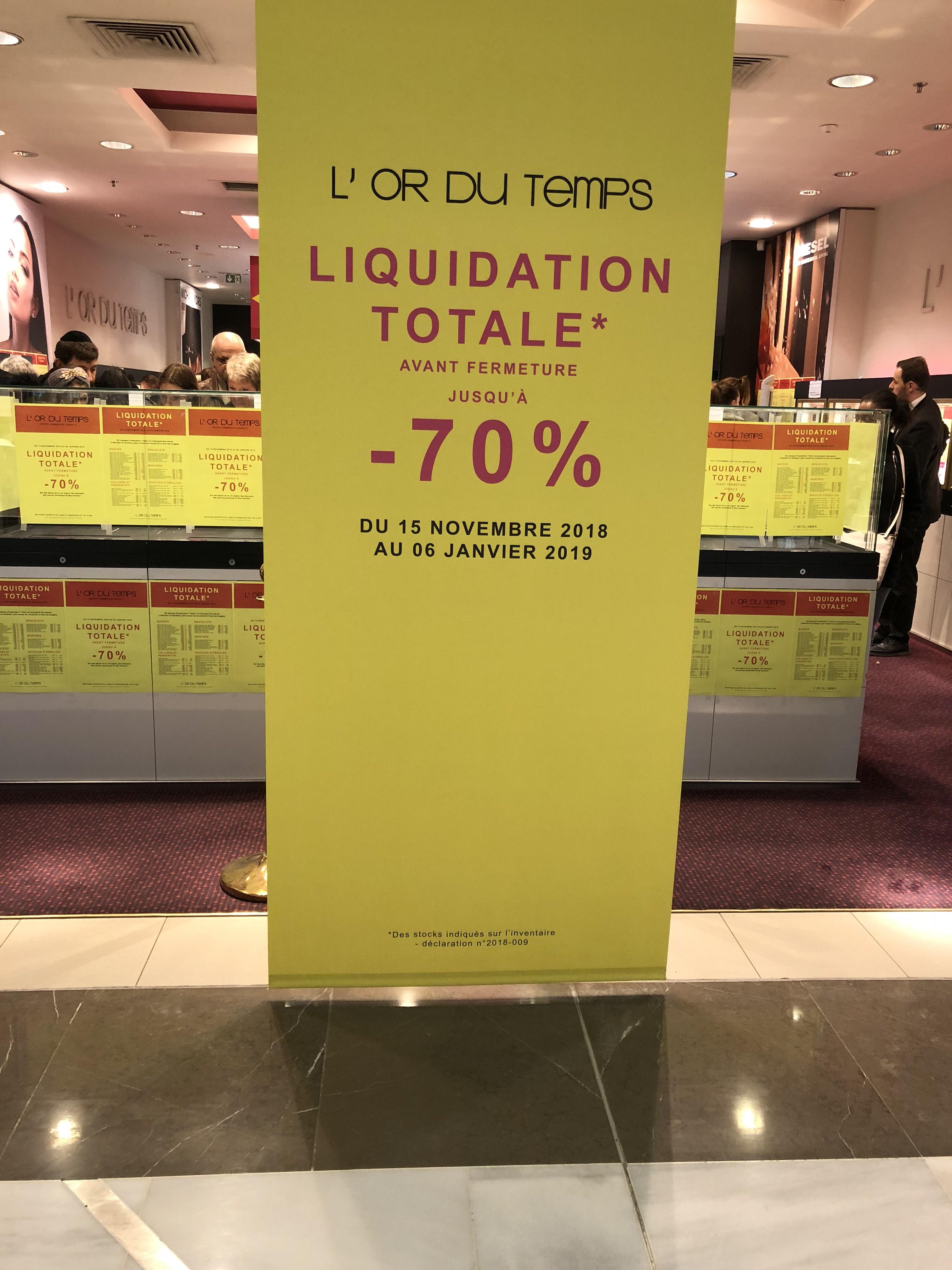 classique chic code promo couleur attrayante Jusqu'à 70% de réduction sur la bijouterie L'Or du Temps ...