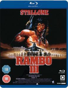 Rambo 3 en Blu-ray