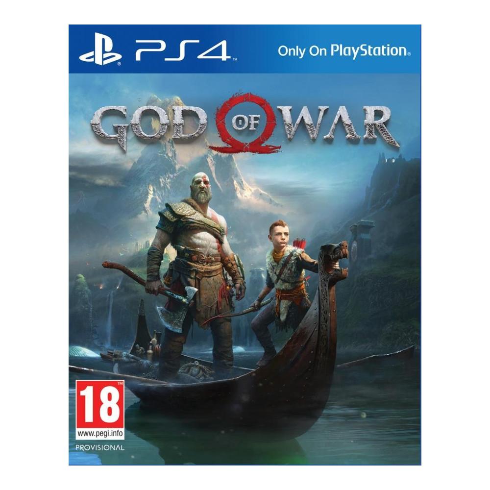 Sélection de jeux PS4 en promotion - Ex : God Of War sur PS4