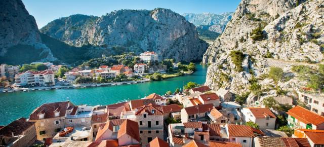 Séjour 8j en Croatie: Vol A/R + Hôtel + Entrée au Parc National Paklenica