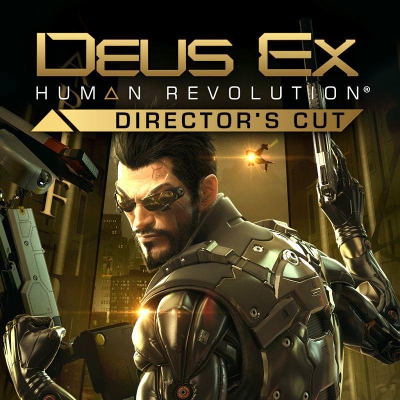 Deus Ex Human Revolution Director's Cut sur PC (Dématérialisé - Steam)