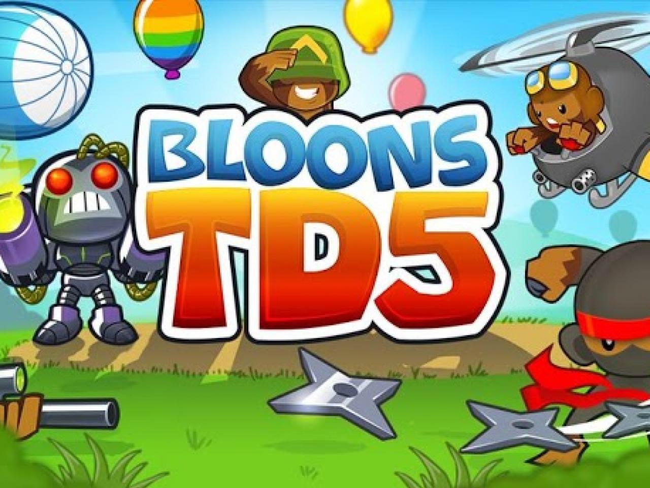 Jeu Bloons TD5 gratuit sur iOS (au lieu de 2,99€)