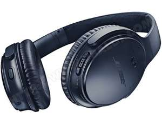 Casque sans fil Bose QuietComfort 35 II Noir, Silver ou Triple Midnight