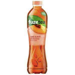 Bouteille de thé glacé Fuze Tea - variétés au choix, 1.25 L (via BDR)