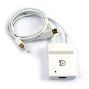 Adaptateur audio et mini Display port vers HDMI