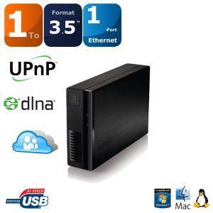 Iomega Disque réseau EZ Média & Backup 1To