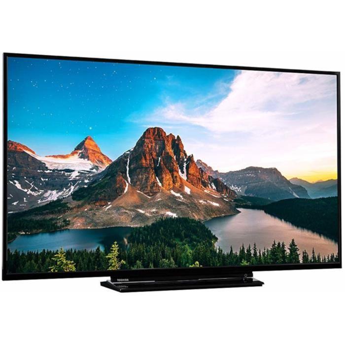 """[Cdiscount à volonté] TV LED 49"""" Toshiba 49V5863DG - UHD 4K, HDR Dolby Vision,  Son Onkyo,  Smart TV"""